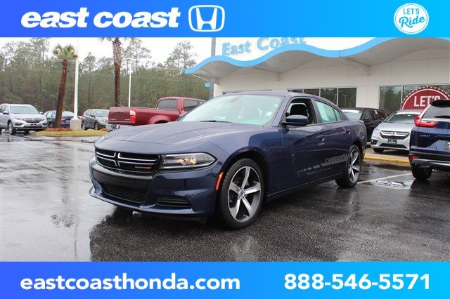 Pre Owned 2017 Dodge Charger Se W Bluetooth 4dr Car In Myrtle Beach