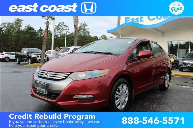 Pre Owned 2010 Honda Insight Lx W Air Cruise