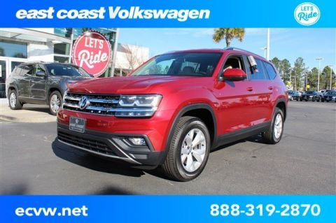 New 2018 Volkswagen Atlas 2.0T SE