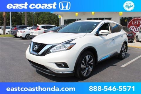 Pre-Owned 2016 Nissan Murano FWD Platinum w/Navigation