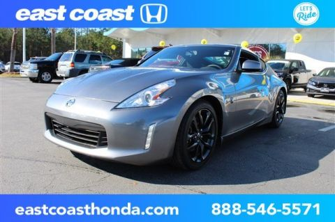 Pre-Owned 2017 Nissan 370Z 2DR CPE AT1 Owner, Low Miles